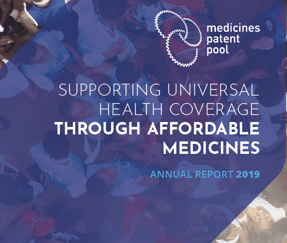 2019 Annual Report: Supporting Universal Health Coverage Through Affordable Medicines