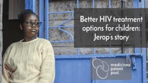 child-friendly HIV treatment: Jerop's video