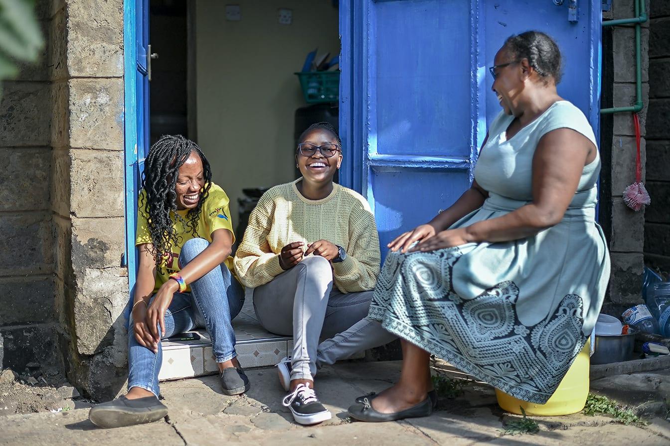 child-friendly HIV treatment: Jerop's story