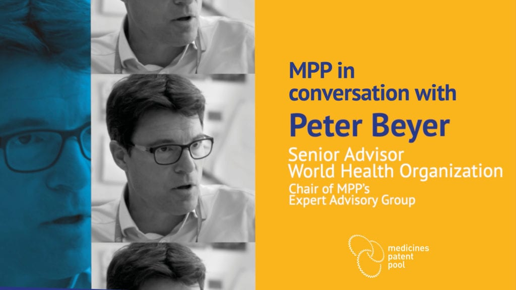 In Conversation with Peter Beyer