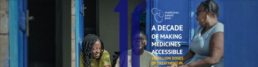 2020 Annual Report: A Decade of Making Medicines Accessible